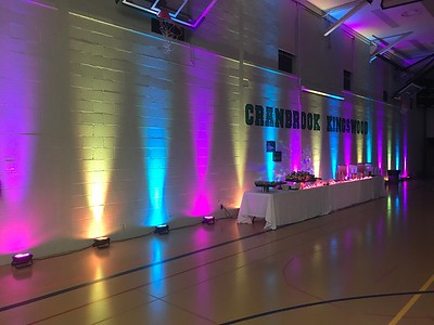 Cranbrook Homecoming Dance 2017