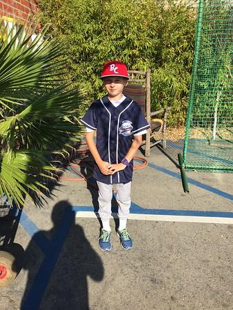 Jax Gets Prospects Uniform