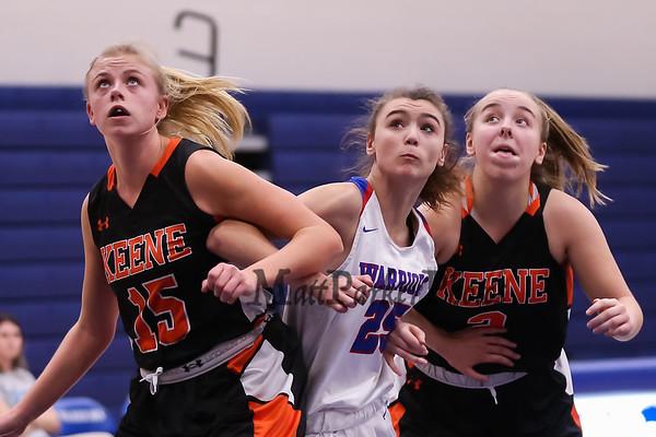 2020-1-24 WHS Girls Basketball vs Keene