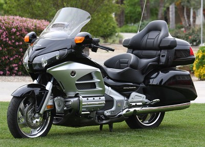 2012 Gold Wing