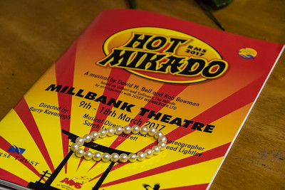 Rush Musical Society - Hot MIkado