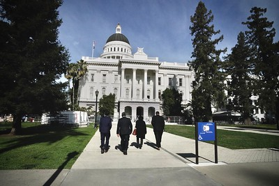 Sacramento Legislative Trip