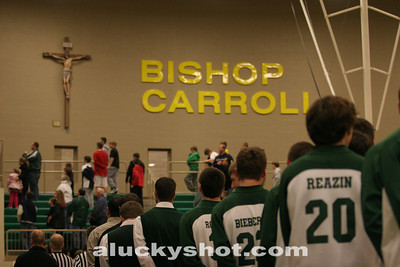 110224 Bishop Carroll vs Wichita Northwest Boys