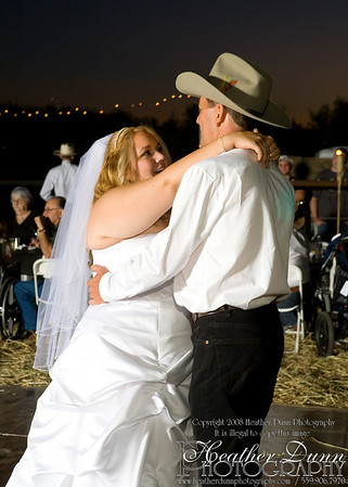 Dancing - Bride and Father