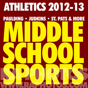 MIDDLE SCHOOL SPORTS  2012-13