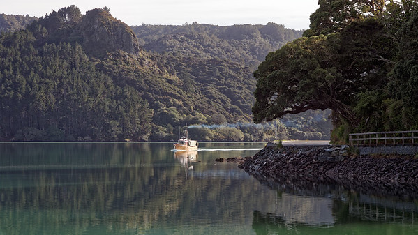 New Zealand - The North