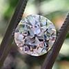 2.35ct Antique cushion Cut Diamond, GIA K VS1 3