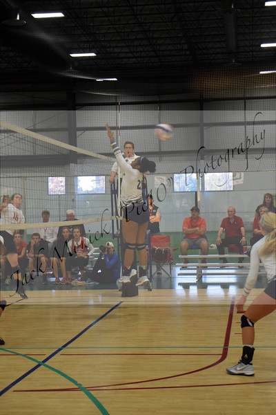 *2016 USCAA  VOLLEYBALL MATCHES ON COURT 1