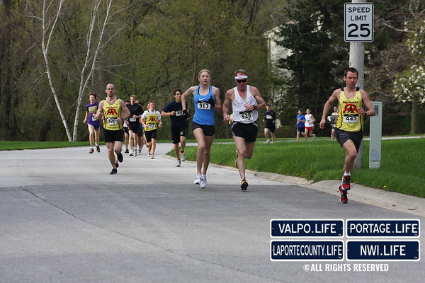 2011 St Paul Spirit Run