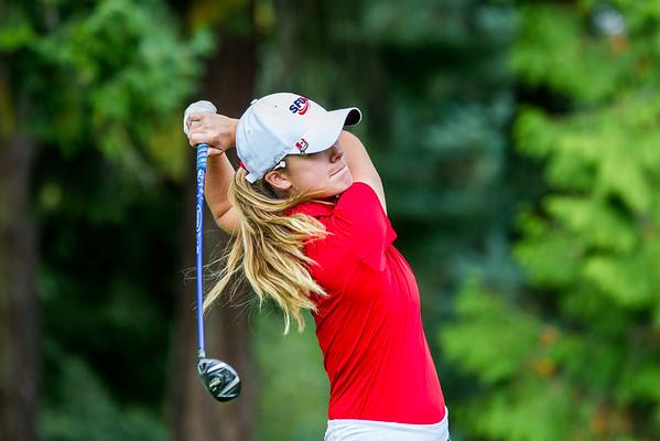 SFU Women's Golf, WWU Invitational
