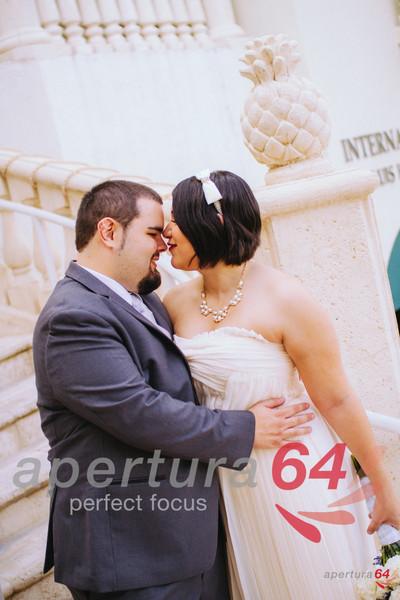 Lynette + Dustin Wedding