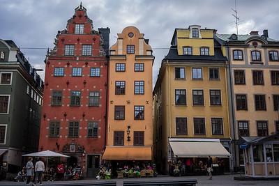 Stockholm Scenes
