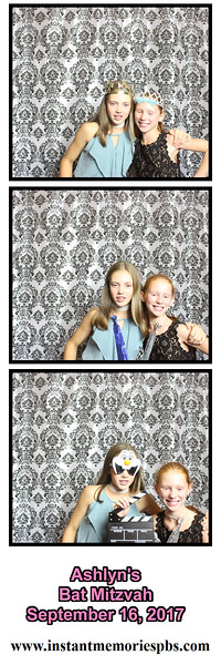 Aslyn's Bat Mitzvah