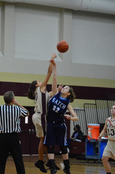 MWFG vs Satch Girls Basketball
