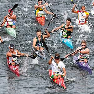 ICF Canoe Marathon World Championships Prado Vila Verde 2018