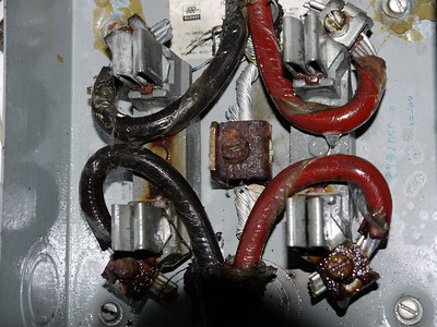 Electrical problem