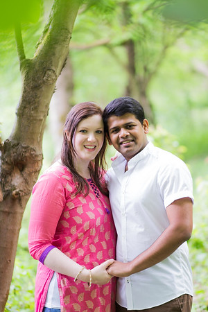 Ruth and Dilip (Pre-Wedding)