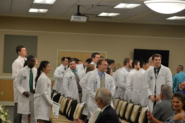 04.28.17 - School of Physical Therapy White Coat