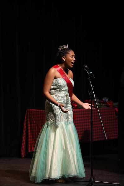 Miss Gardner-Webb Pageant