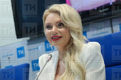 13.11.2019 Пресс-конференция о творчестве Айлин (Султан Исхаков)