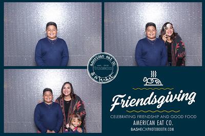 American Eat Co Friendsgiving