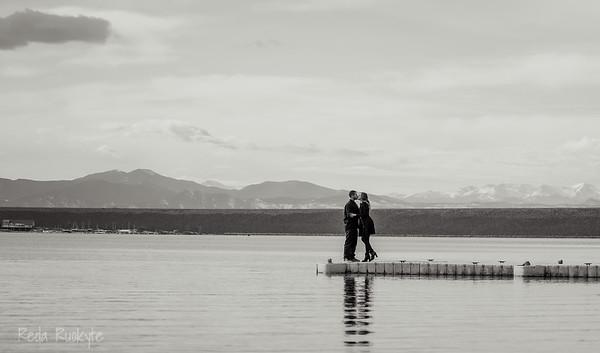 Emily & Dillon at Cherry Creek Reservoir