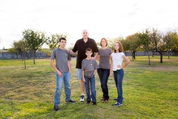 The Clayton Family