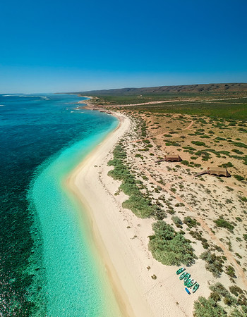 Sal Salis at Ningaloo: Australia's untouched paradise