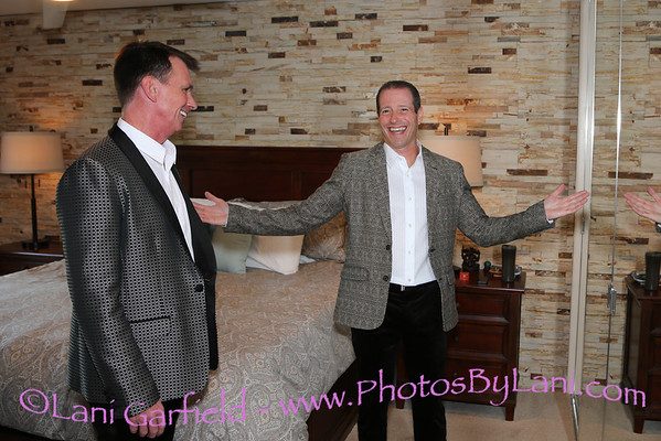 Bob Iles and Eric Rudolph's Wedding