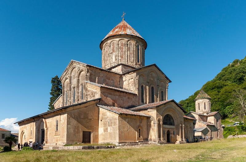Church of Virgin at the Gelati Monastery near Kutaisi, Georgia