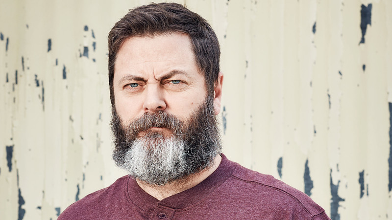 Nick Offerman: Full Bush