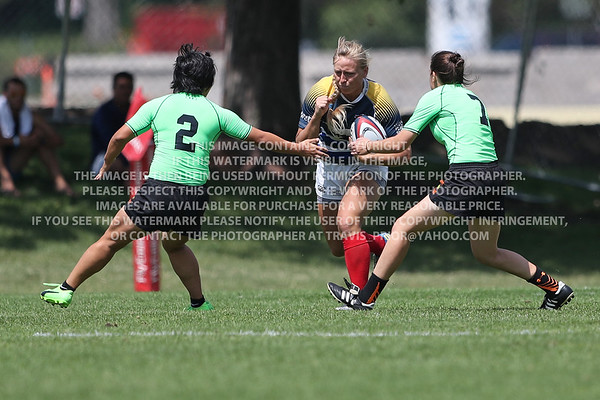 Glendale Merlins Rugby Women 2017 USA Rugby Club 7's National Championships