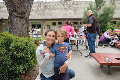 SMCC Nursery School Helps the Homeless