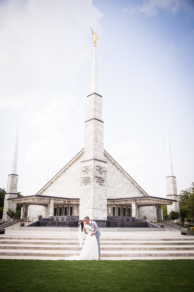 Justin & Cansu Havens  DFW Temple