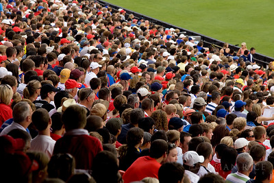 Arrowhead Stadium, July 25th, 2010