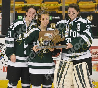 Canton - Notre Dame Academy Girls Hockey State Final 3-19-17