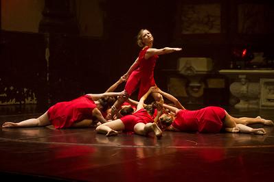 Concert, Dance & Theater