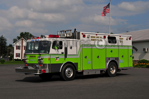 SNYDER COUNTY, PA FIRE APPARATUS
