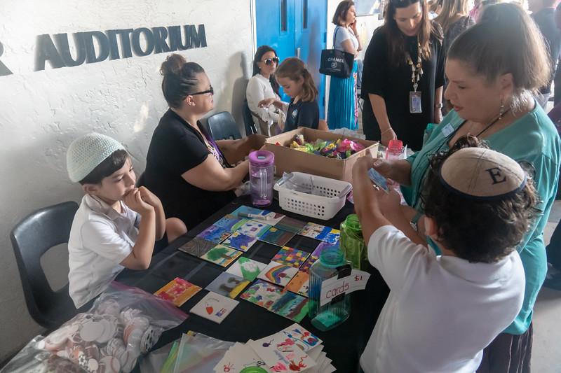 Grade 3 Generations M'Dor L'Dor Project | Scheck Hillel Community School.jpg