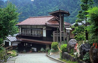 Tsumago /Magome