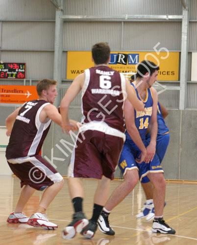 Manly Vs Parramatta 30-4-05
