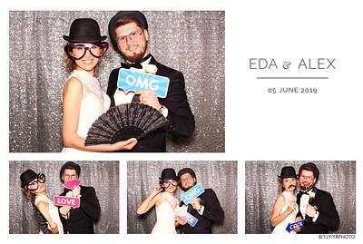 Eda + Alex
