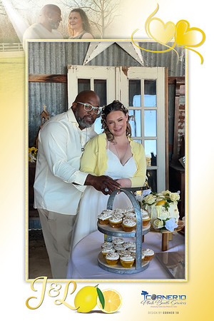 Jermaine and Leighanne - Marriage & 20 Year Celebration