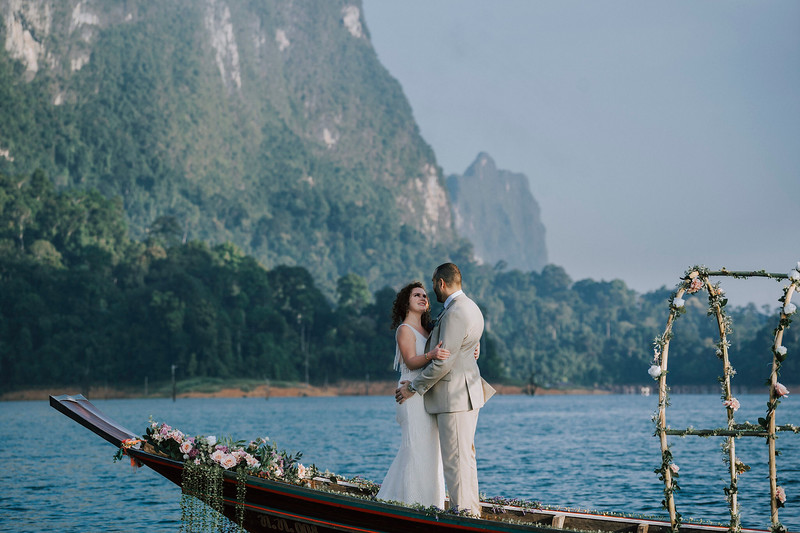 Tu Nguyen Wedding Khao Sok National Park Elopement Wedding Thailand Megg Neema-32.jpg