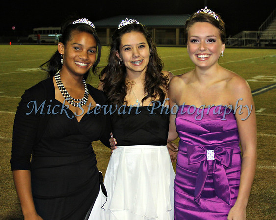 Homecoming Court 2011