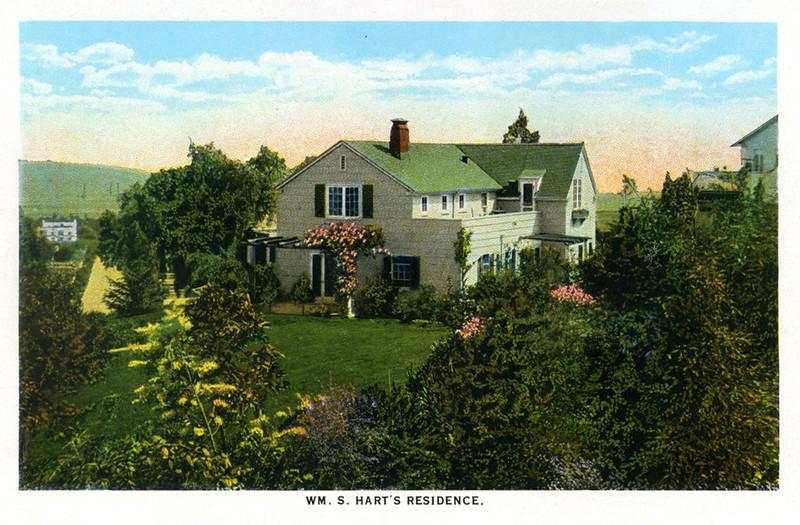 WM. S. Hart's Residence