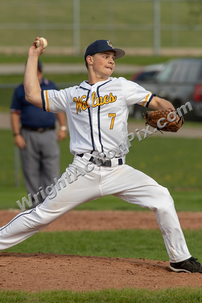 2018 Clarkston Baseball