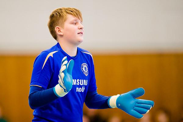 Mikulášský turnaj mladší žáci 2017