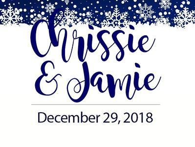 Chrissie & Jamie's Wedding!
