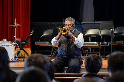 Jon Faddis Trumpet Master Class